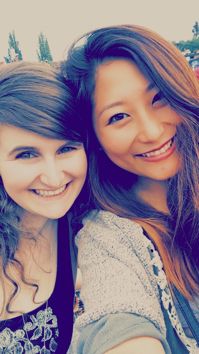 10 Reasons why my best friend is brilliant (and you should check out her newproject)